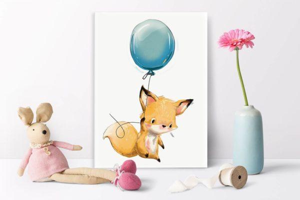 pastel_fox_30x40_1