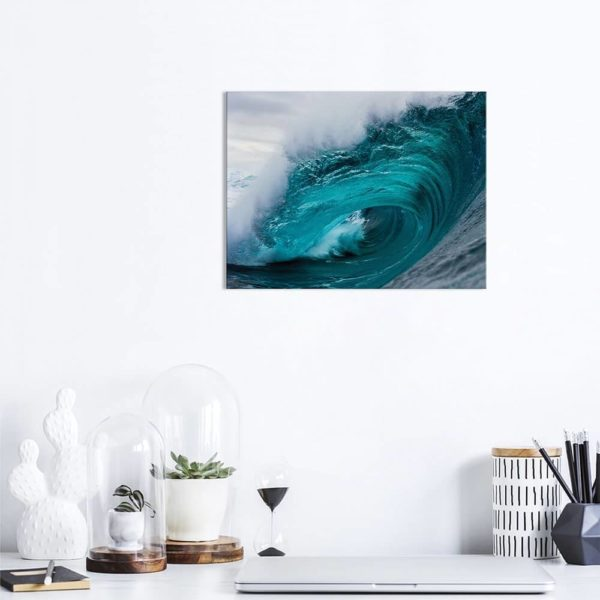 turquoise_wave_40x30_2